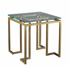 Side Table Small Round Side Table With Glass Top Smart Glass Top