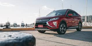 mitsubishi sports car 2018 mitsubishi eclipse cross pricing and specs