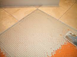 Remove Ceramic Tile Without Breaking by How To Install Absolutely Flat Floor Tile