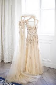 gold wedding dress modern gatsby inspired wedding sparkly gold dress