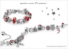 pandora classic bracelet images Pandora winter 2015 classic christmas bracelets what a gem png