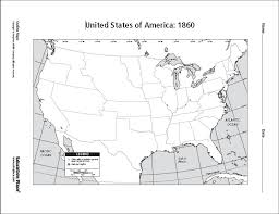 map us railroads 1860 map of the us 1860