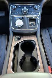 Luxury Power Outlets 2015 Chrysler 200 Review Over The River And Through The Wood