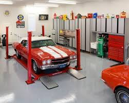 garage interior paint color ideas with modern flooring nytexas