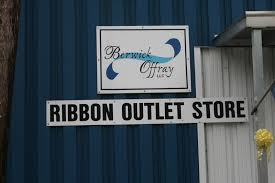 offray ribbon outlet we will always ribbon heaven