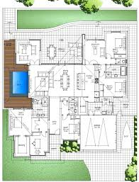 family home floor plans big family house plans 4 bedroom house plans style room for big