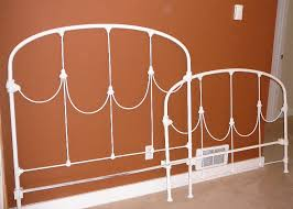 iron bed frames king size iron bed frames antique u2013 modern wall