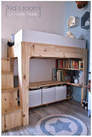 lit ikea blanc double mommo design ikea kura 8 stylish hacks 199 best chambre bébé images on pinterest bunk bed nursery and
