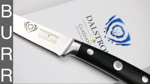 kitchen knives german dalstrong gladiator paring german kitchen knife unbox