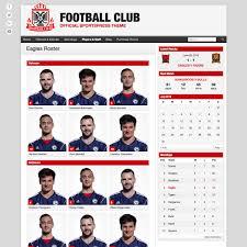 football club soccer team wordpress theme themeboy