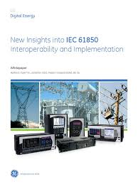 iec61850 interoperability and implementation get 20025e 150720