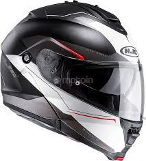 hjc motocross helmets hjc is max ii magma flip up helmet motoin de