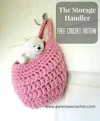 Crochet Home Decor Patterns Free 423 Best Crochet Basket Images On Pinterest Crochet Baskets