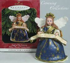 4 new hallmark keepsake madame ornaments mib madame