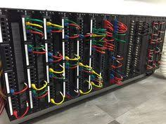 Audio Video Equipment Racks Pots Punch Down Installer Did A Phenomenal Did With This Too Bad