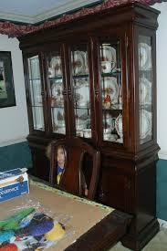 Display Dishes In China Cabinet Orleans China Cabinet Havertys