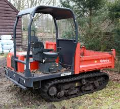 crawler dumper find out all the technical specifications and