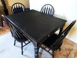 Refurbished Dining Tables Distressed Table And Chairs Large Size Of Dining Room Distressed
