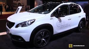 2017 peugeot 2008 gt line 1 2 130hp exterior and interior