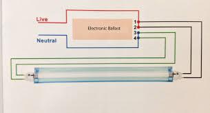 How To Install A Fluorescent Light Fixture Fluorescent Lights Installing A Fluorescent Light Install A