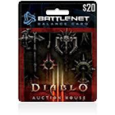 battlenet prepaid card 20 battle net balance card us