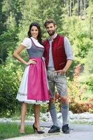 dirndl bavarian austrian traditional peasant