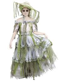 amazon com child zombie southern belle ghost bride costume