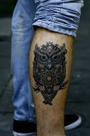 owl tattoos for men for modern and best art inspiring mode