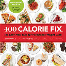 400 calorie fix the easy new rule for permanent weight loss liz