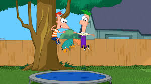 phineas and ferb netflix
