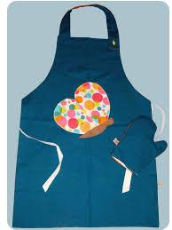 tablier de cuisine pour enfants tabliers de cuisine pour enfants dame lune