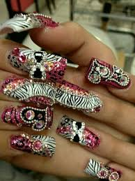 118 best nails images on pinterest bling nails make up and
