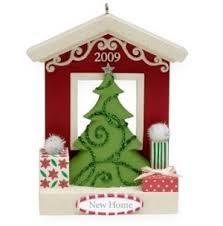 2009 hallmark keepsake ornament new home at hooked on hallmark