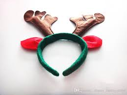 christmas headbands deer antler headband antler christmas headbands horn headband with