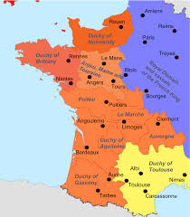 Map Of Brittany France by Stephen Of Tours Wikipedia