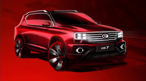 nissan titan detroit auto show chinese automaker to show three cars at 2018 detroit auto show