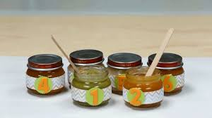 jar baby shower ideas baby shower baby food parents