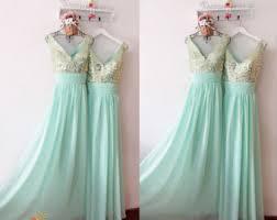 seafoam green bridesmaid dresses inexpensive prom dress evening dress bridesmaid by fashionstreets