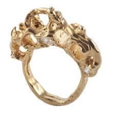 engagements rings london images Holes gold ring lenique louis jpeg