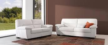 cuir center canapé canapés droits en cuir cuir de buffle cuir et tissu cuir center
