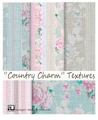 second life marketplace id country charm shabby chic floral