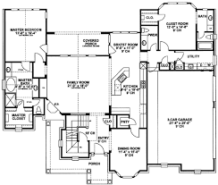european style house plan 4 beds 3 50 baths 2639 sq ft plan 20 967 european style house plan 4 beds 3 50 baths 2639 sq ft plan 20