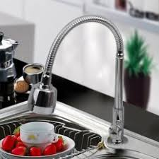 faucet for sink in kitchen single handle single pull sprayer kitchen sink faucet