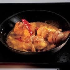 recette de cuisine poisson recette madras de poisson à l indienne cuisine madame figaro