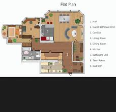 small bakery floor plan house plan building plan software create great looking building