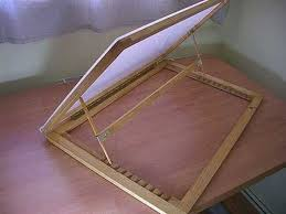 Drafting Table With Light Box Diy Desktop Drafting Table Diy Projects