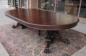 Antique Mahogany Dining Room Furniture Stylish Decoration Antique Mahogany Dining Table Peaceful Ideas