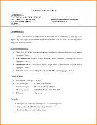Vbscript Resume 9 Cv Resume Object Leteste Lawyer Resume