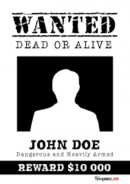 wanted poster template ks2 eliolera com