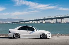 lexus altezza is200 toyota altezza lexus is200 tuning stance low jdm white turbo